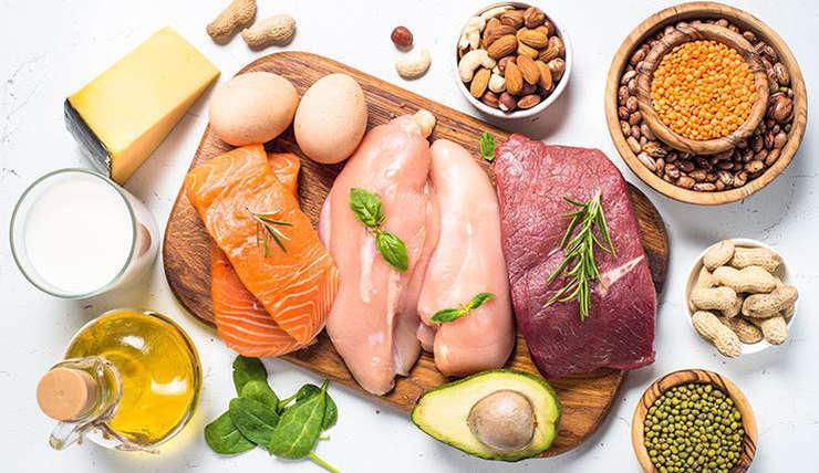 Симптомы нехватки белков в организме: методы их восполнения